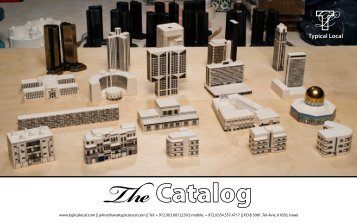 Download the catalog - Typical Local