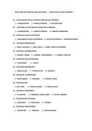 resultado da pesquisa baile destaques - finalistas de cada categoria ...