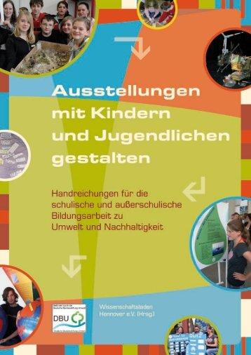 Ausstellungen mit Kindern und Jugendlichen gestalten