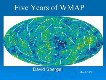 WMAP & The Emerging Standard Cosmological Model