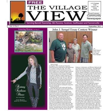 the village the village - The Village View Community Newspaper