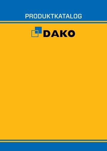 DAKO – Produktkatalog - Firmen aus Polen