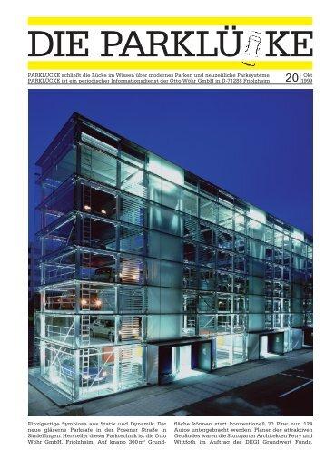 Parklu?cke 20 - Otto Woehr GmbH