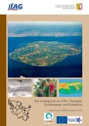 Der Untergrund von Föhr: Geologie, Grundwasser und Erdwärme