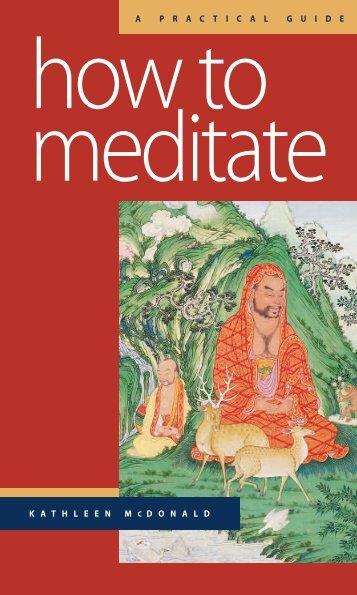 Download PDF Preview - Wisdom Publications