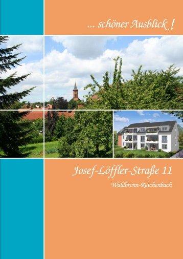 Josef-Löffler-Straße 11 - ineo-Immobilien