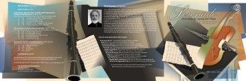 Rick Sowash, Composer
