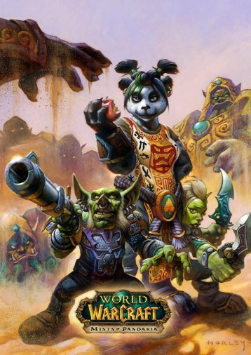 Die leere Schriftrolle - Blizzard Entertainment