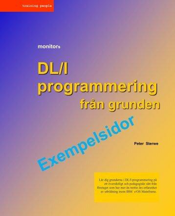 DL/I programmering