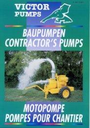 Baupumpen Prospekt.pdf - Victor Pumps