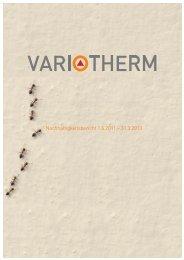 Download - Variotherm