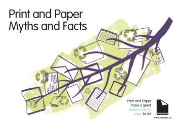 Download our brochure on a great sustainable idea ... - Love Paper