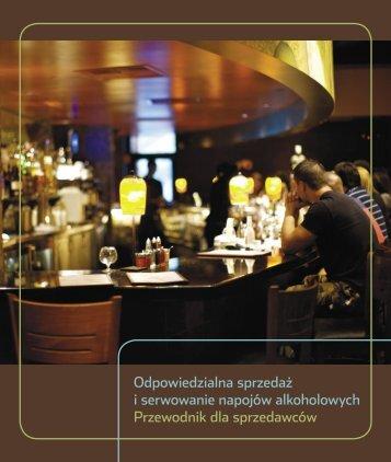 Odpowiedzialna sprzedaż i serwowanie napojów alkoholowych - ICAP