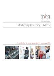Marketing-Coaching – Messe - Swiss Handicap