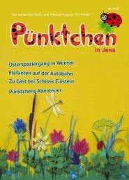 Ausgabe Jena 01/13 - magazin-puenktchen.de