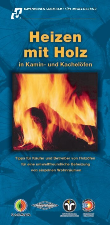 Heizen mit Holz - LIV Hessen