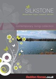 Silkstone Brochure (PDF) - Seddon homes