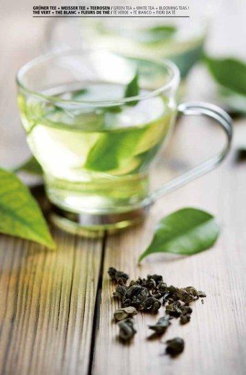 Thé vert - Mount Everest Tea Company GmbH