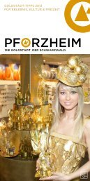 Goldstadt-Tipps - Neuer OB-Podcast