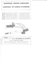 LJ==€,'S.A. IECOMBIE & SCHMITT - 360 Yachting