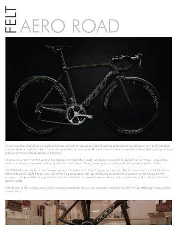 AERO ROAD - Felt