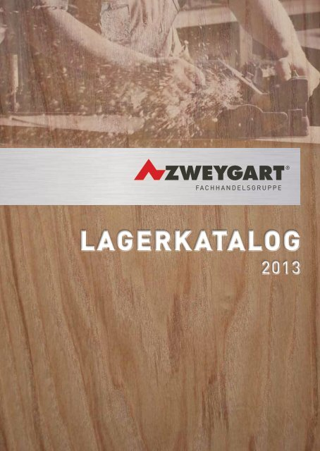 Produktkatalog Dach + Wand - Zweygart
