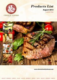 Download PDF - Choice Foods