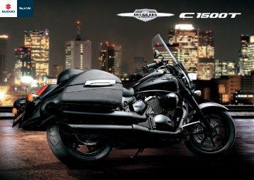 Catalogo Intruder C1500T - Suzuki