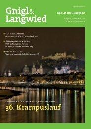 2009 Herbst - Gnigl-Langwied