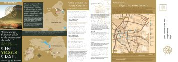 THE YEATS TRAIL - Discover Ireland
