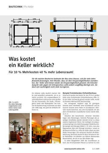 fundament keller. Black Bedroom Furniture Sets. Home Design Ideas