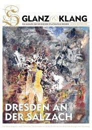 GLANZ KLANG - Staatskapelle Dresden