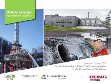 Gas - Dansk Gas Forening