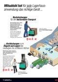 Lagertechnik - Mitsubishi Forklift Trucks - Seite 2