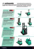Lagertechnik - Mitsubishi Forklift Trucks - Seite 4