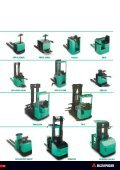 Lagertechnik - Mitsubishi Forklift Trucks - Seite 5