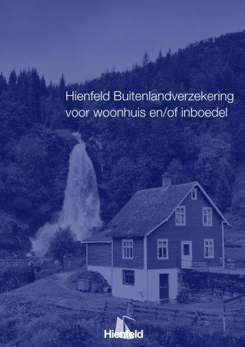 Woonhuis en Inboedel Buitenland - Hienfeld
