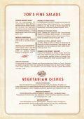 CROSSING BORDERS SINCE '87 kl - joe peña's cantina y bar - Seite 5