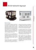 Hydraulik-Aggregate - Oelhydraulik Hagenbuch AG - Seite 6