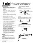 KETTLE ROTISSERIE INSTRUCTIONS - Page 5