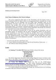 RupprechtLosert/Penzberg Christiane Müller/Tutzing Sept. 2013 ...