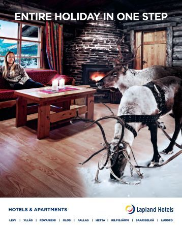 Please find the hotel brochure here - Lapland Hotels
