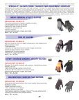 personal protection - Hall's Safety Equipment - Page 3