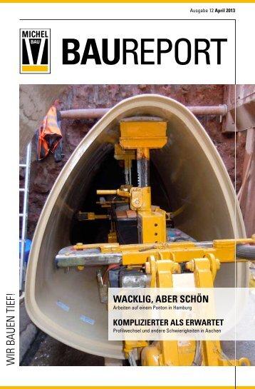 Ausgabe 12 | 04/2013 - Michel Bau