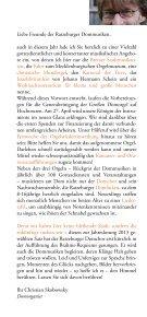 ratzeburger dommusiken - Der Ratzeburger Dom - Seite 2