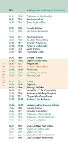 ratzeburger dommusiken - Der Ratzeburger Dom - Seite 3