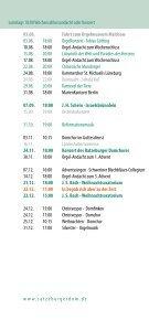 ratzeburger dommusiken - Der Ratzeburger Dom - Seite 4
