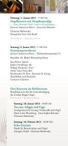 ratzeburger dommusiken - Der Ratzeburger Dom - Seite 5