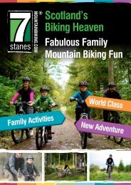 Family Mountain Biking... - 7Stanes