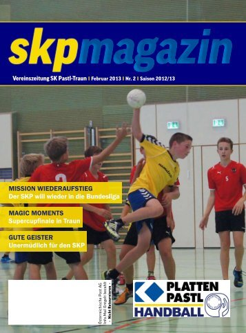 saison 2012/13 - SK Keplinger-TRAUN